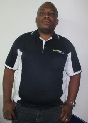 Msawenkosi Mkhize - Intern
