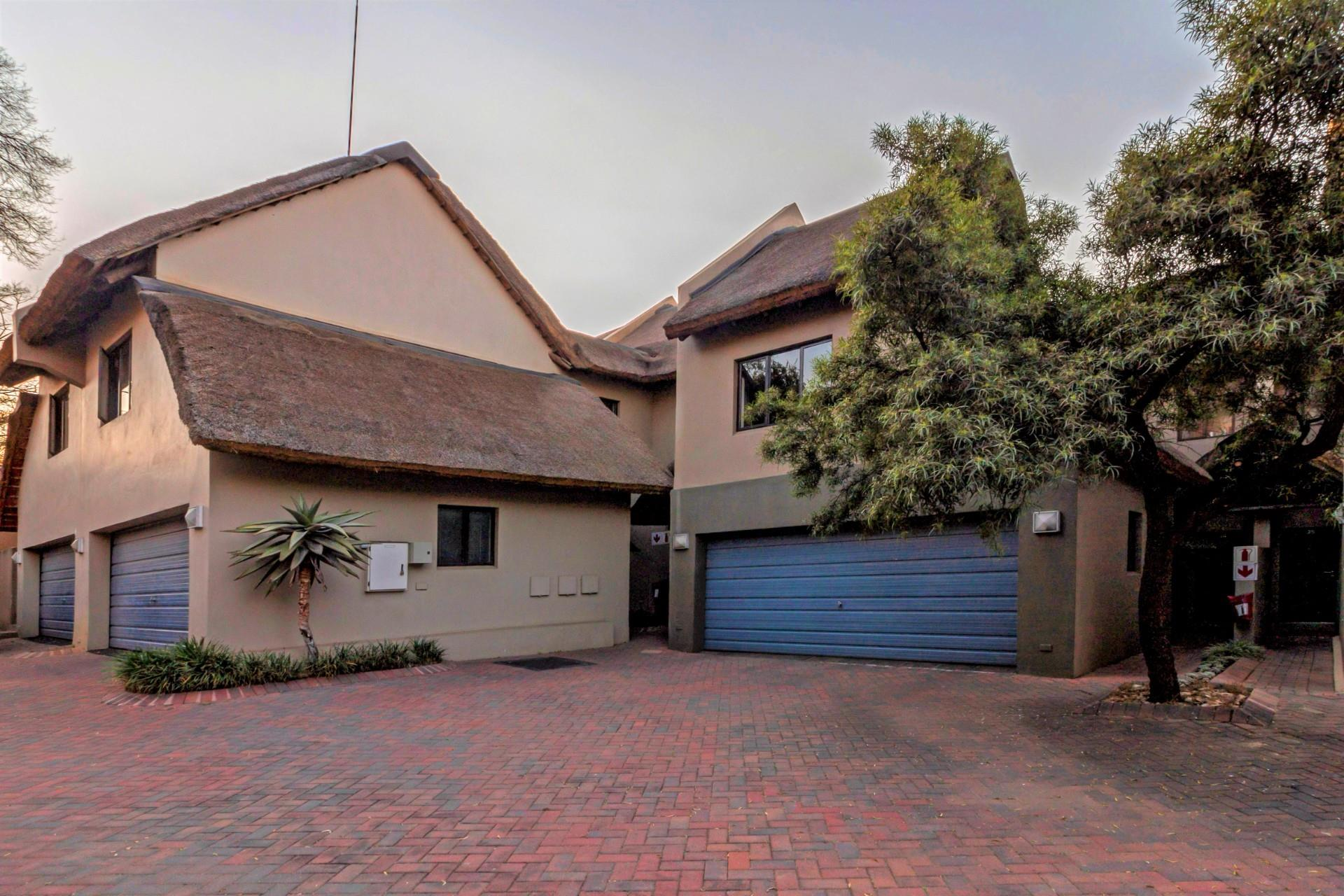 3 Bedroom House For Sale in Fourways