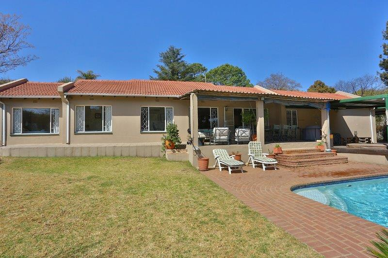 4 Bedroom House For Sale in Jukskei Park