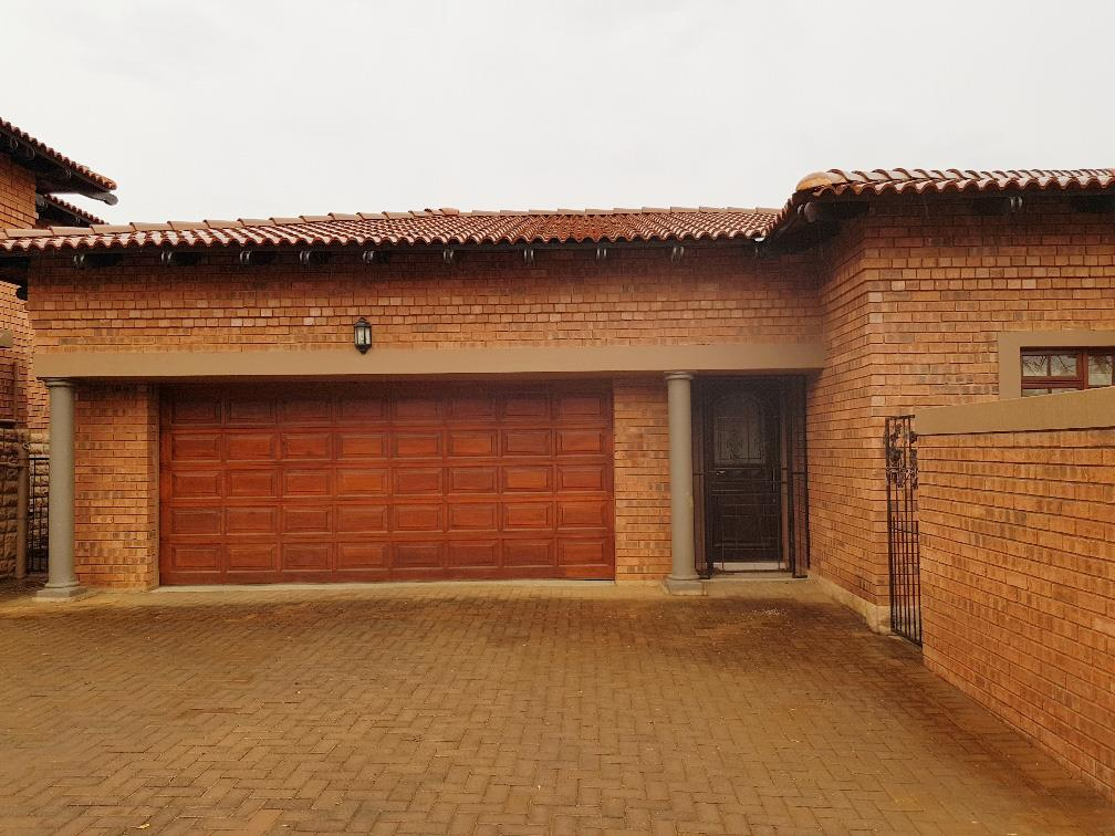 3 Bedroom House To Rent in Dan Pienaar