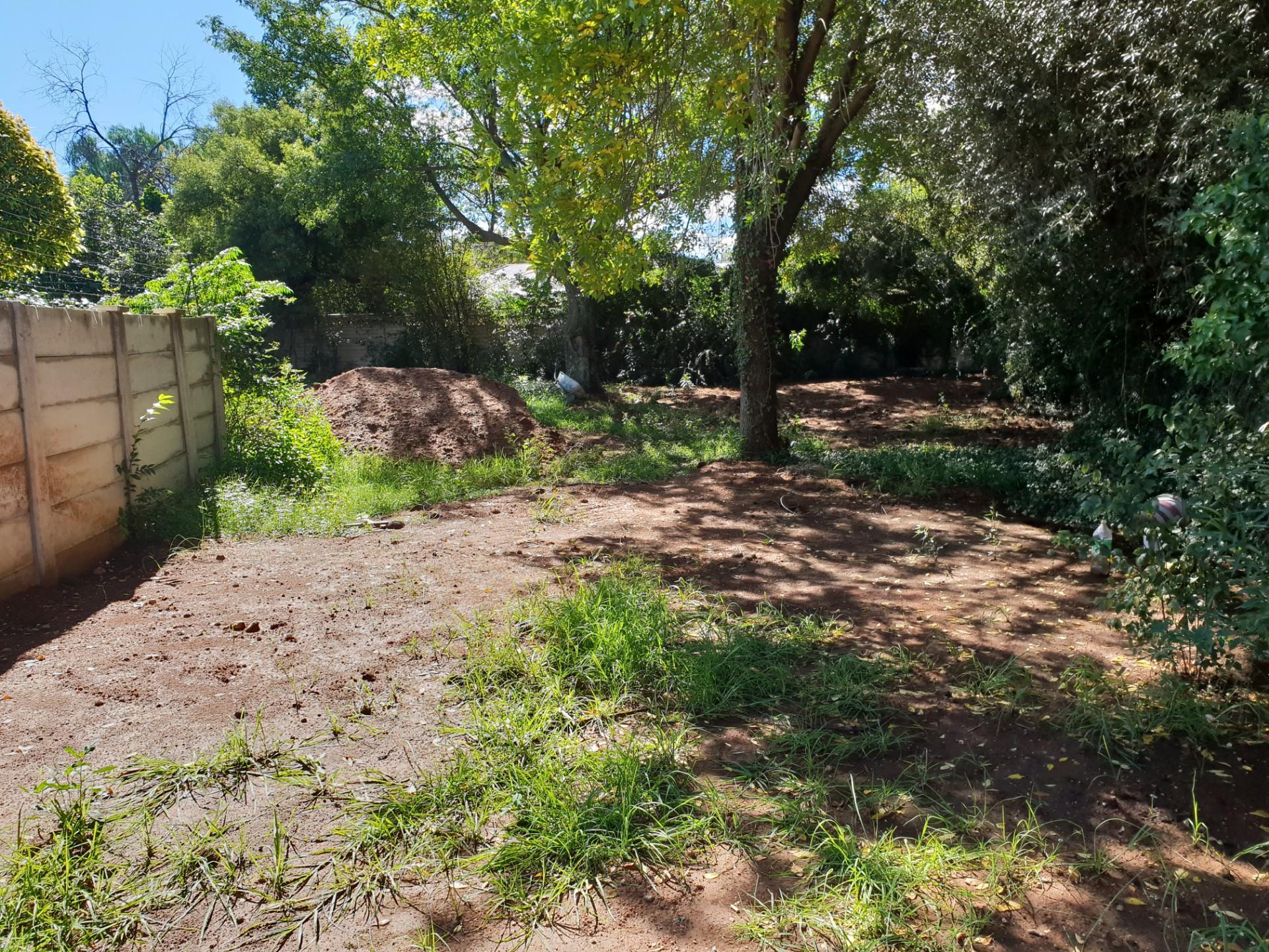 Vacant Land / Plot in Dan Pienaar For Sale