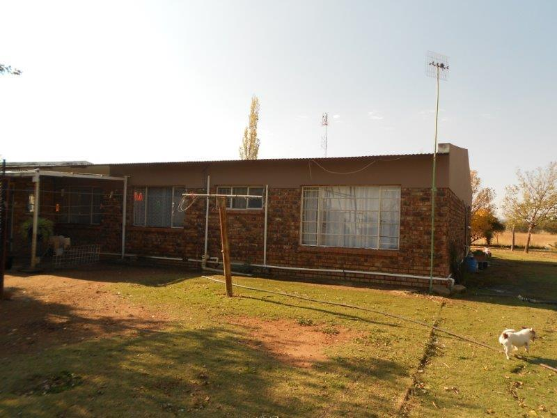 Farm in Bloemfontein Rural For Sale