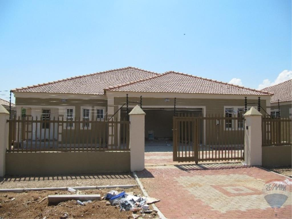 4 Bedroom House For Sale In Gaborone For BWP 1,750,000