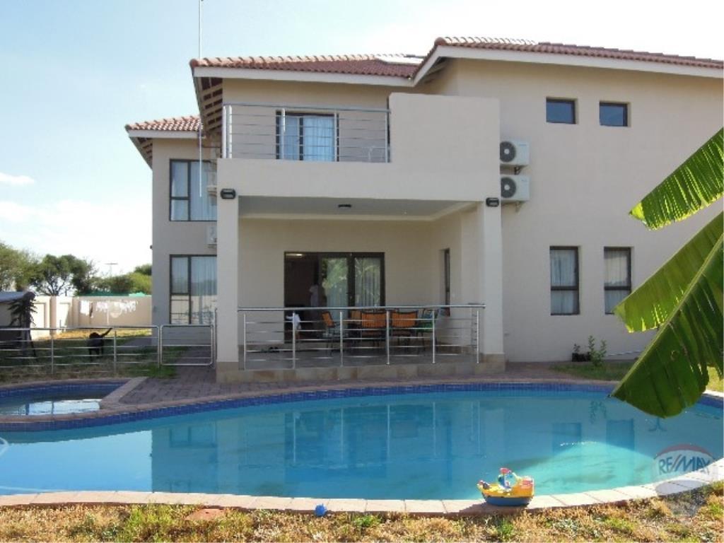 4 Bedroom House For Sale In Phakalane Golf Estate For BWP