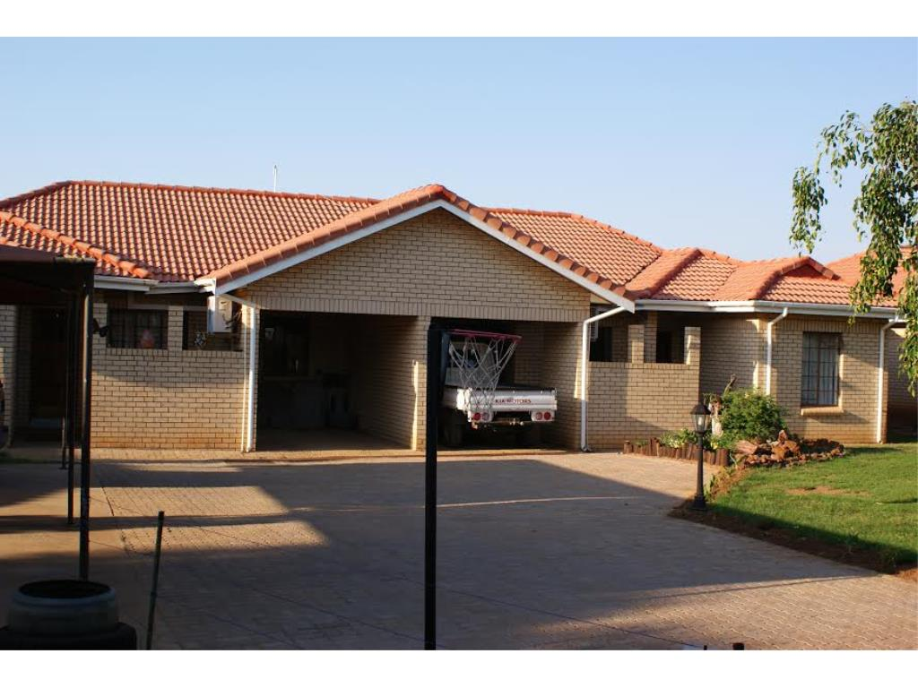 3 Bedroom House To Rent In Gaborone For BWP 5,250