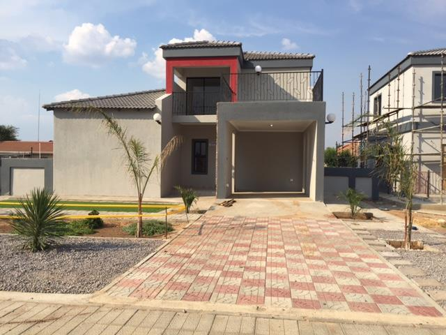 4 Bedroom House For Sale in Gaborone North