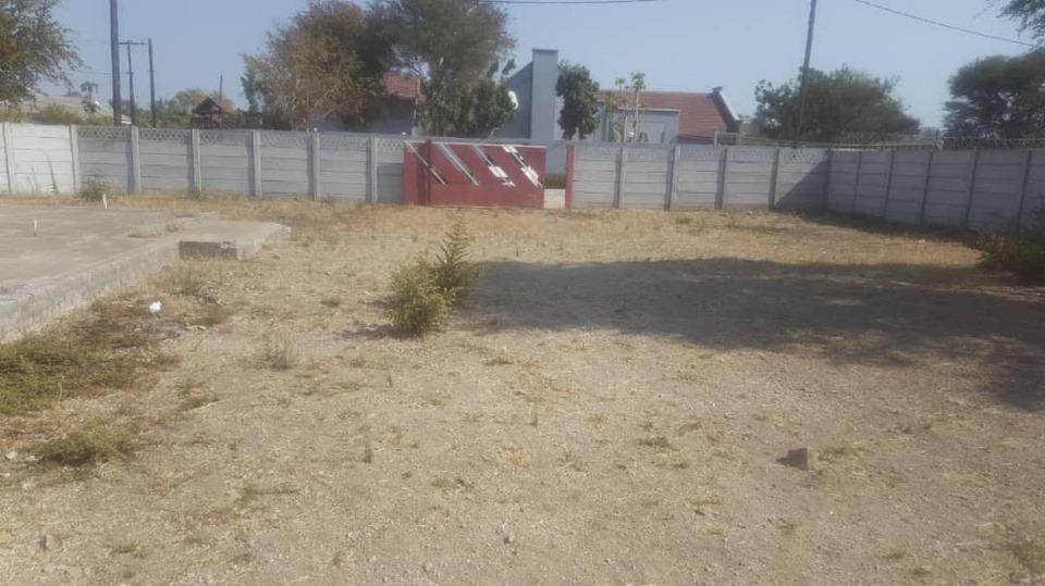 Land in Francistown Central For Sale