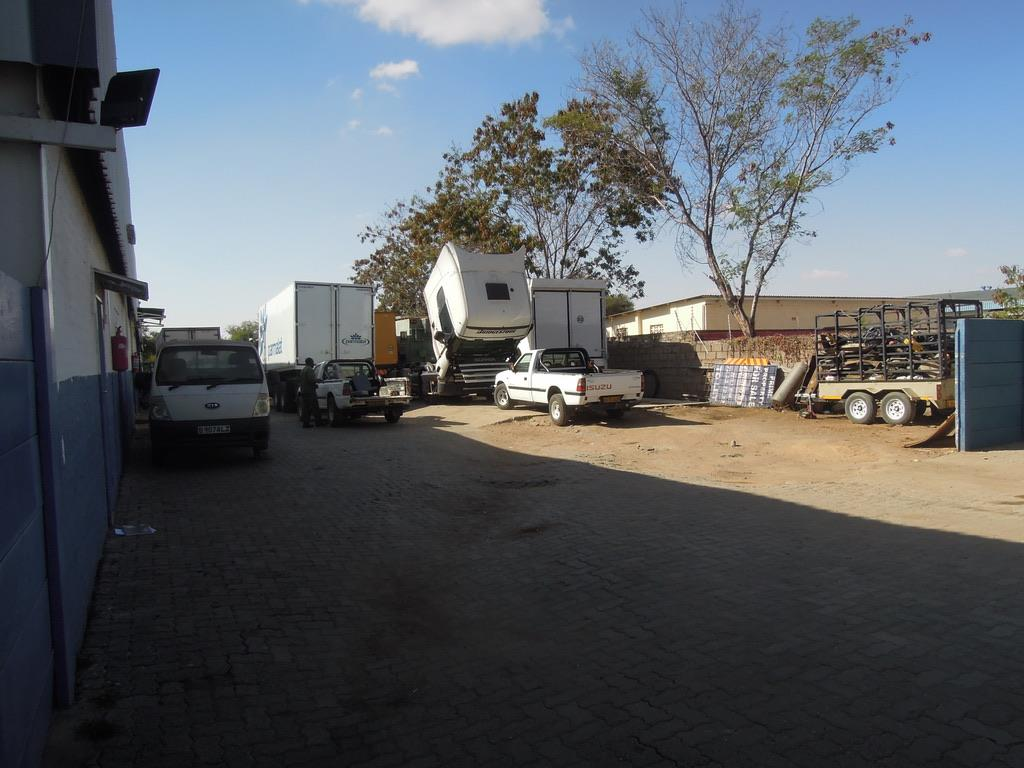 Warehouse in Gaborone West Industrial For Sale