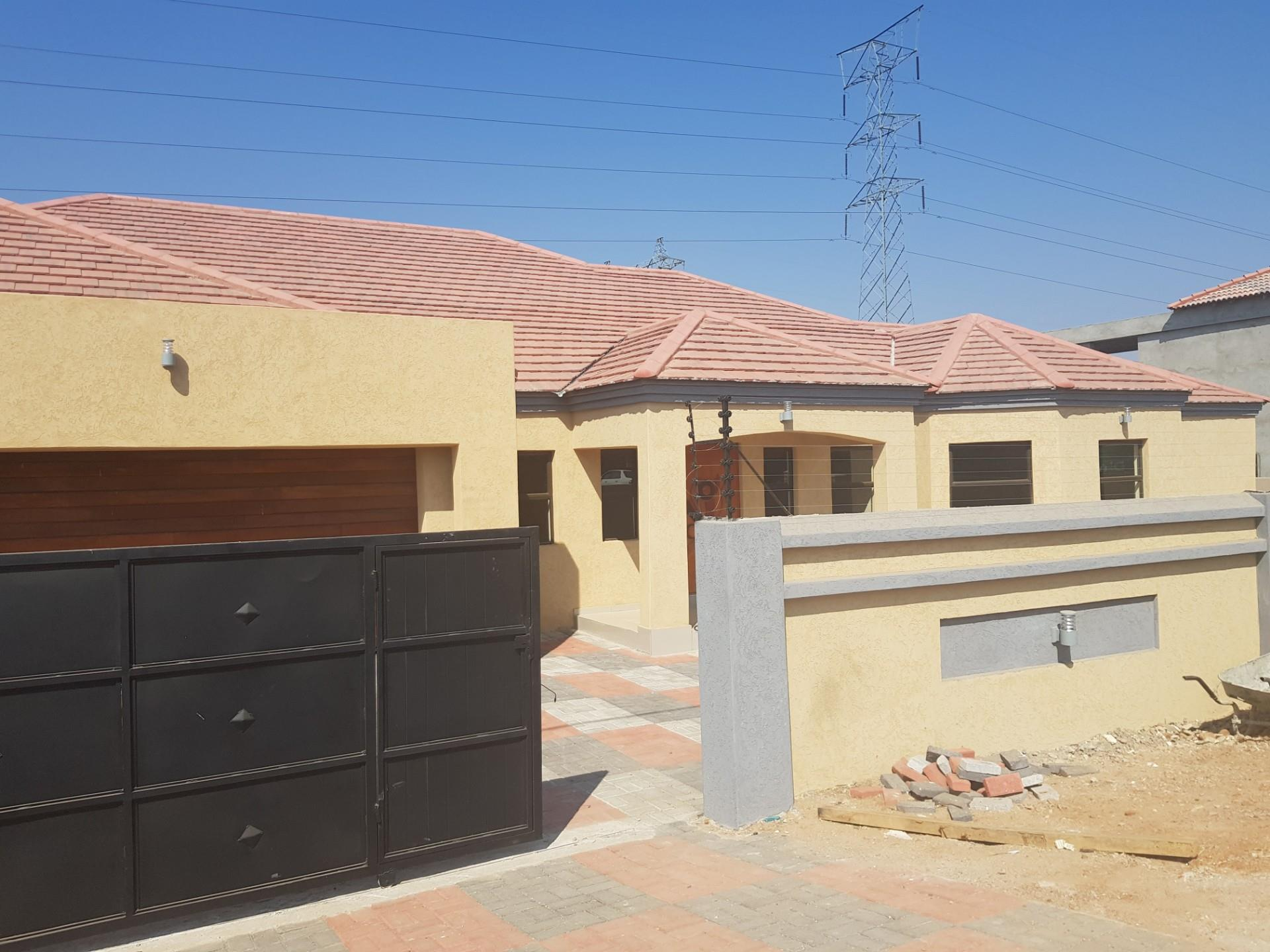 4 Bedroom House For Sale in Gaborone Central