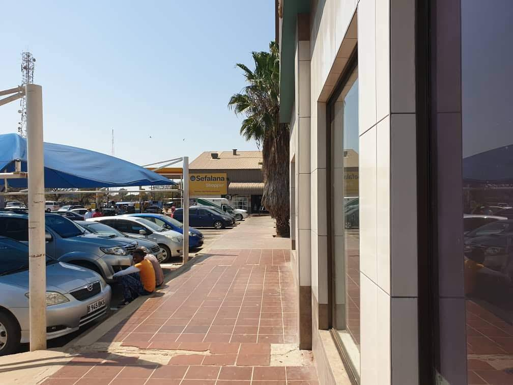 Commercial Property in Palapye Central To Rent