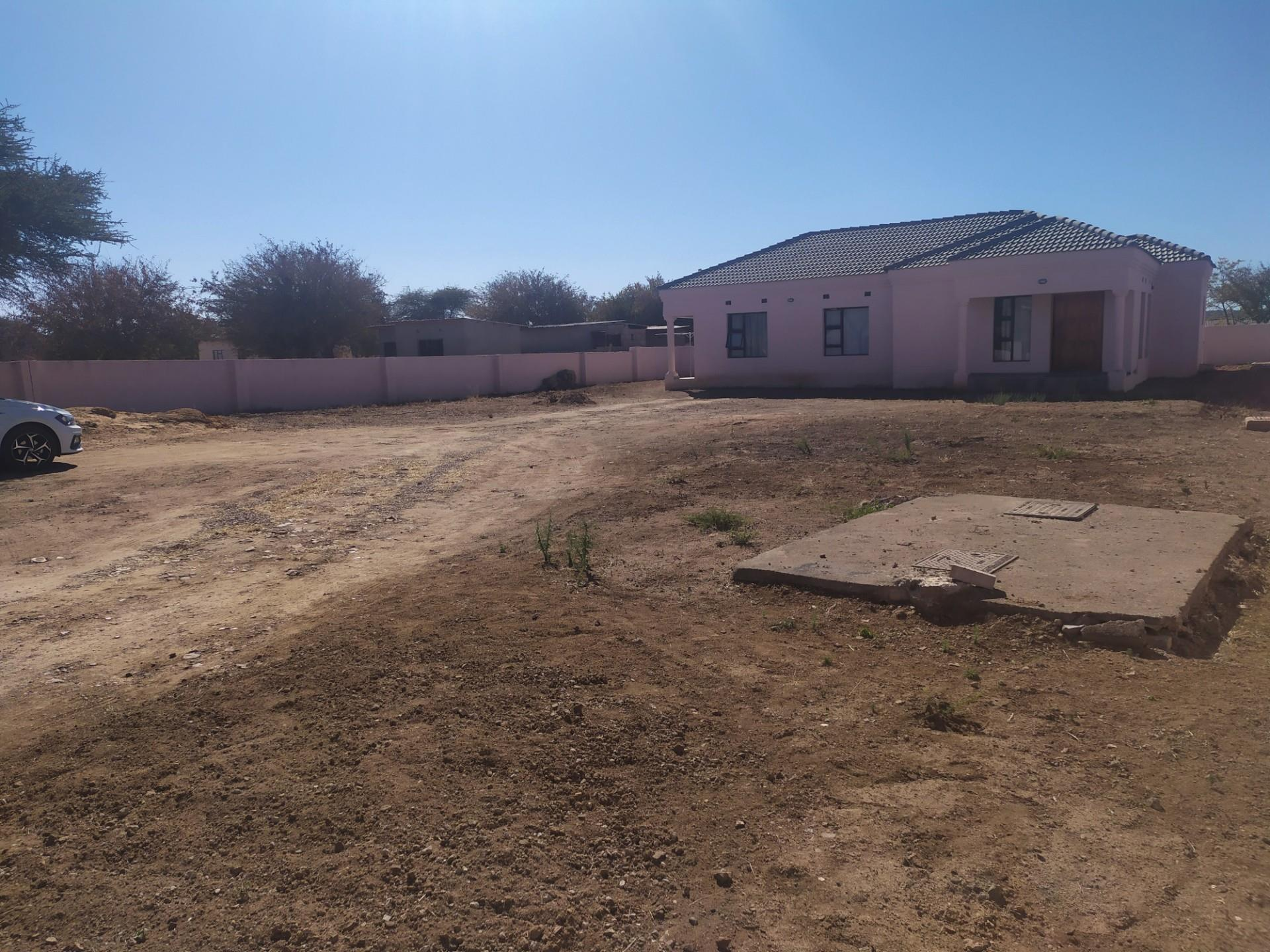 3 Bedroom House For Sale in Mochudi Central