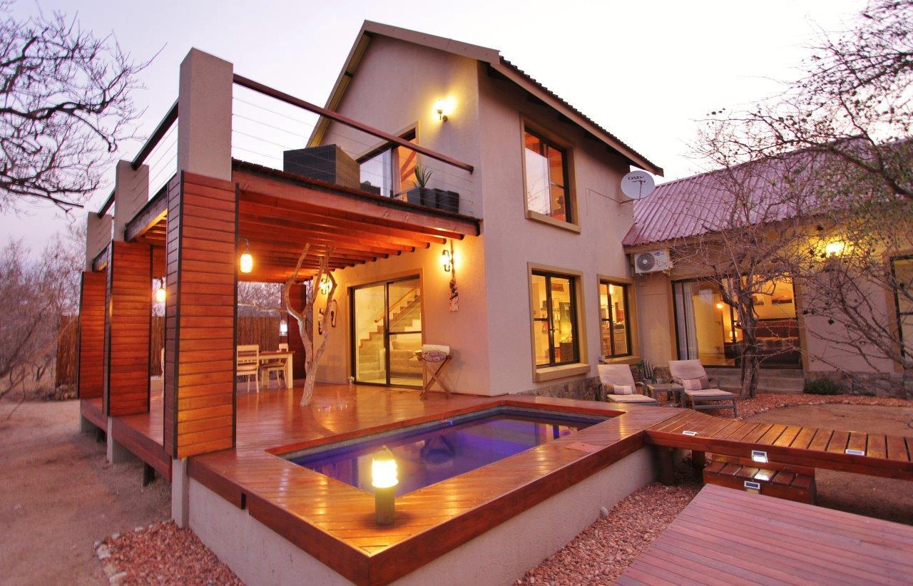 3 Bedroom House For Sale in Hoedspruit Wildlife Estate