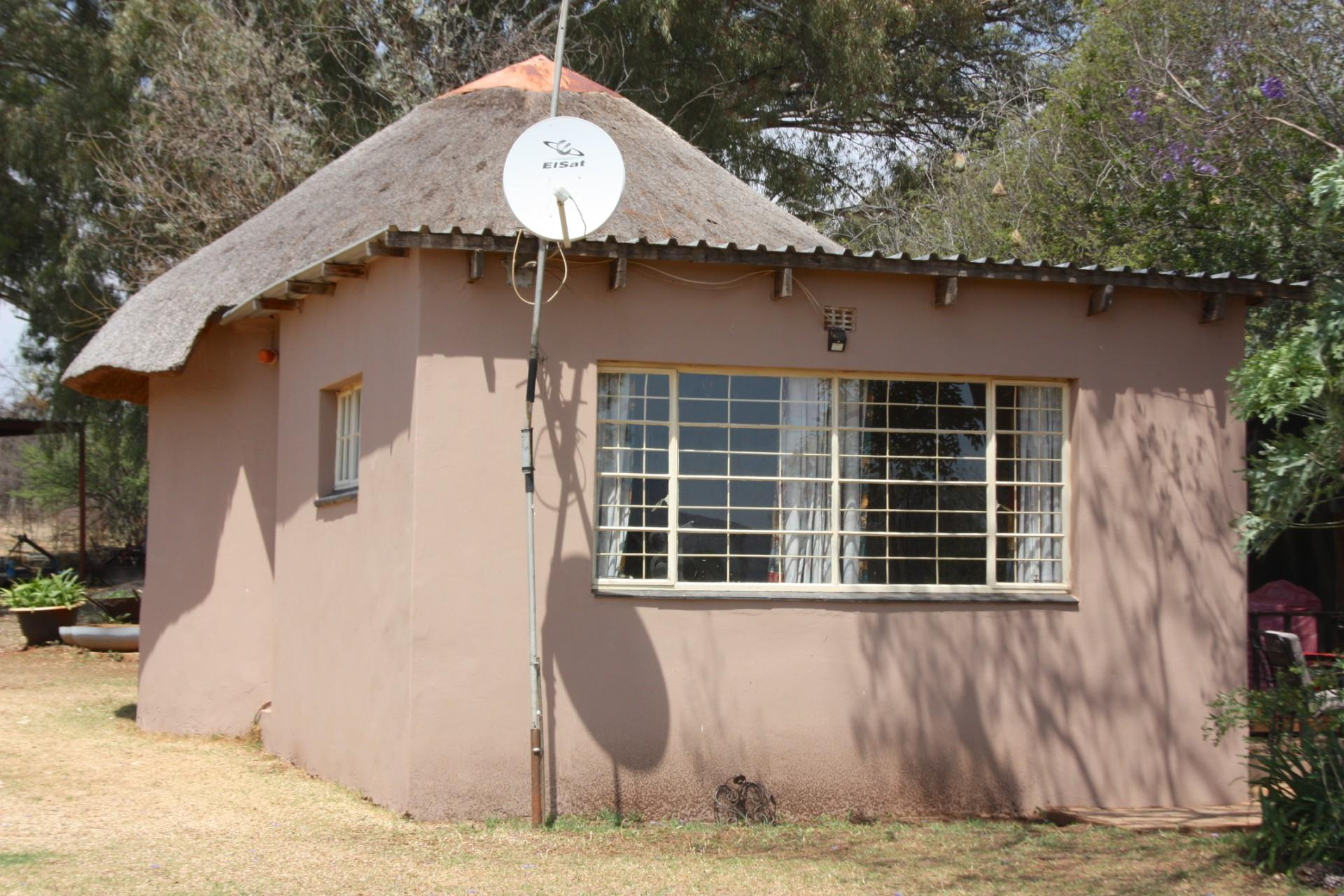 Agricultural Holding in Magaliesburg For Sale