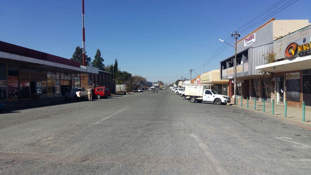 Commercial Property in Bothaville For Sale