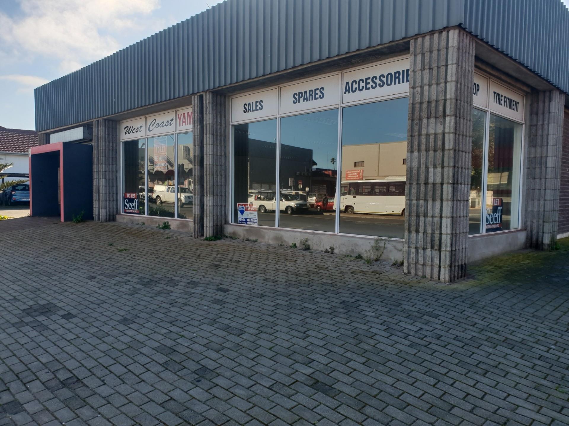 Commercial Property in Vredenburg To Rent