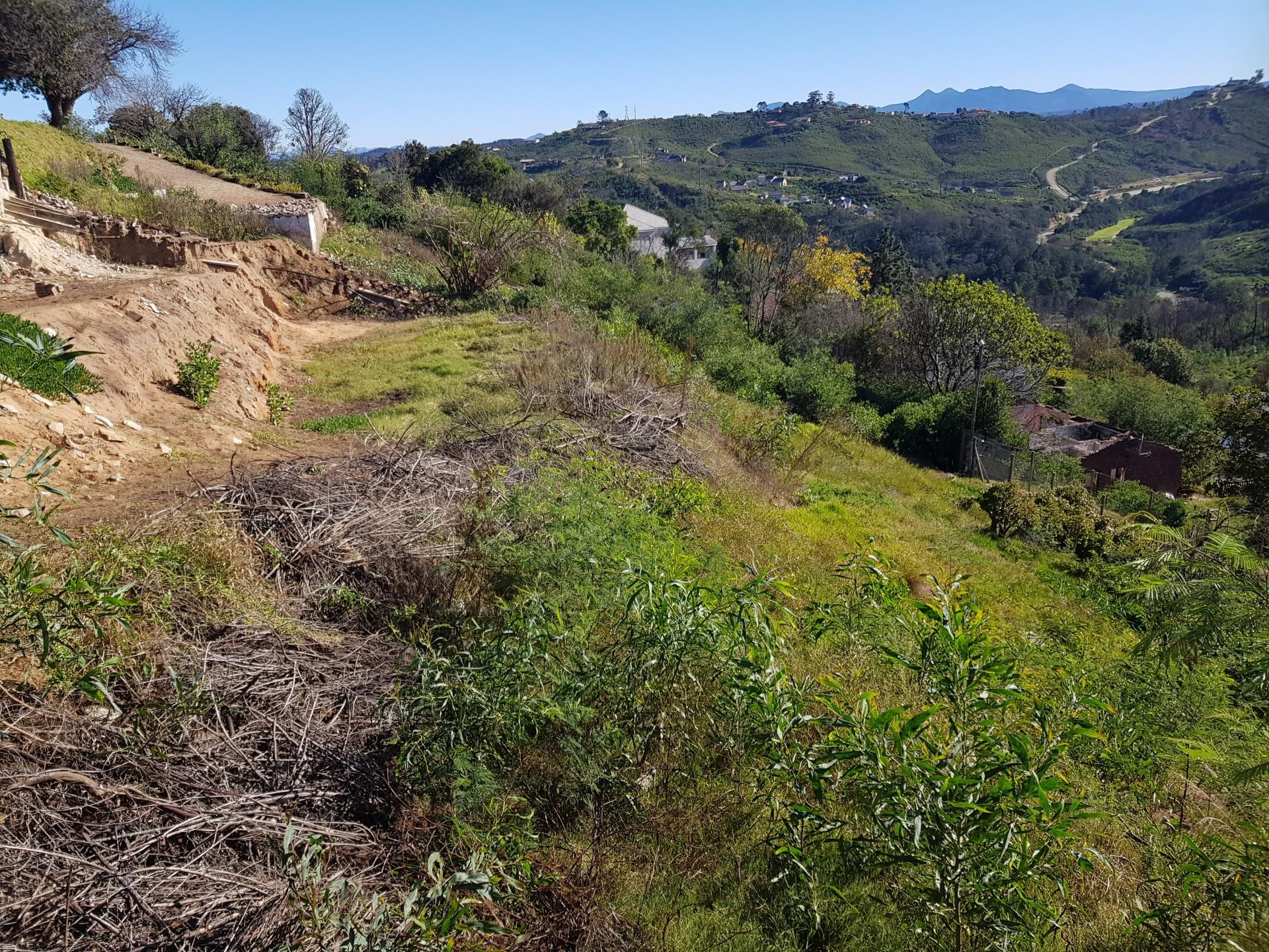 Land in Knysna Heights For Sale