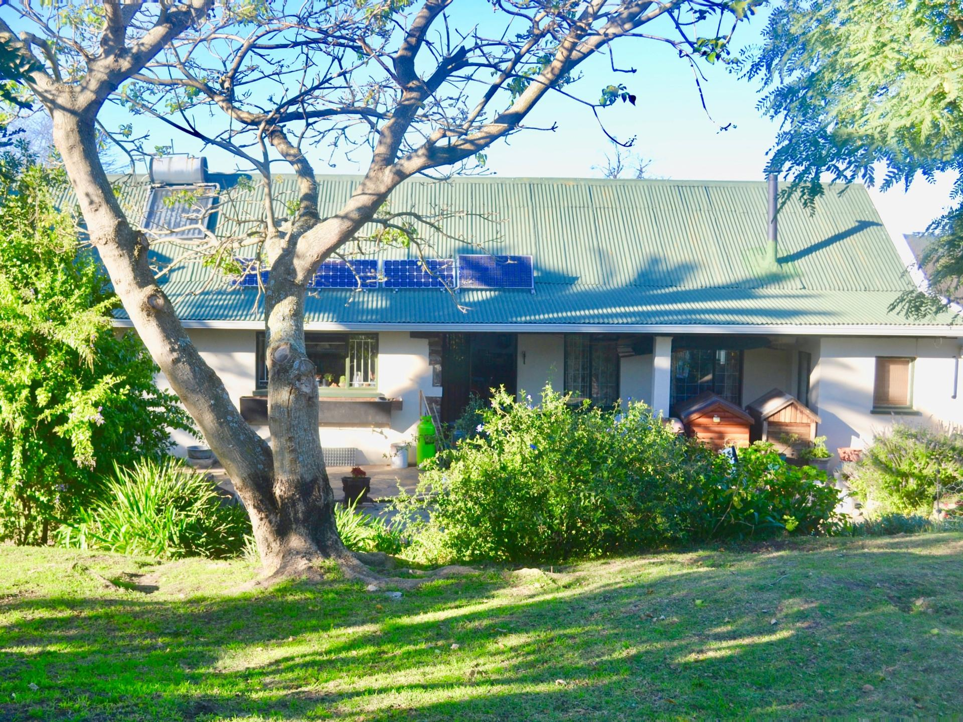 Small Holding in Green Pastures For Sale