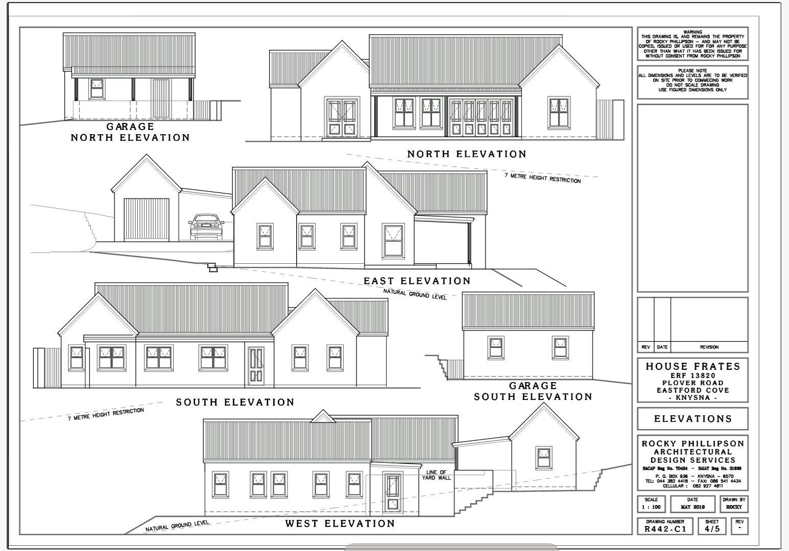 Vacant Land / Plot in Eastford Cove For Sale