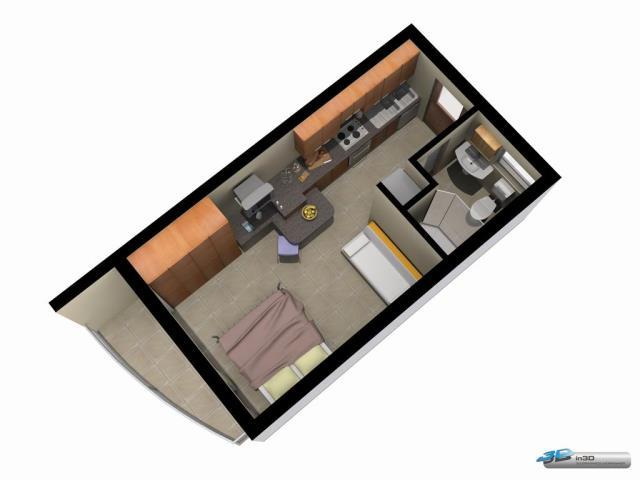 0.5 Bedroom House To Rent in C Place