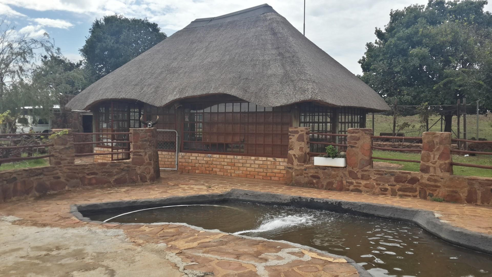 Game Lodge in Magaliesburg For Sale