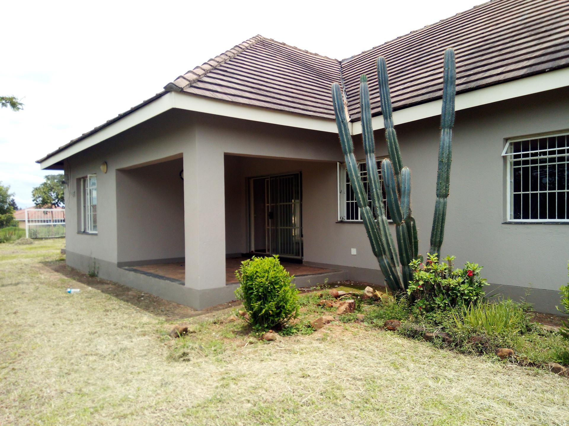 3 Bedroom House To Rent in Matsapha