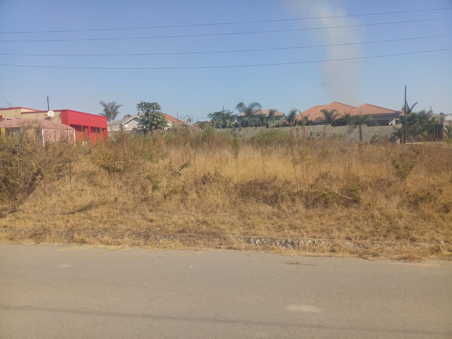 Land in Matsapha For Sale