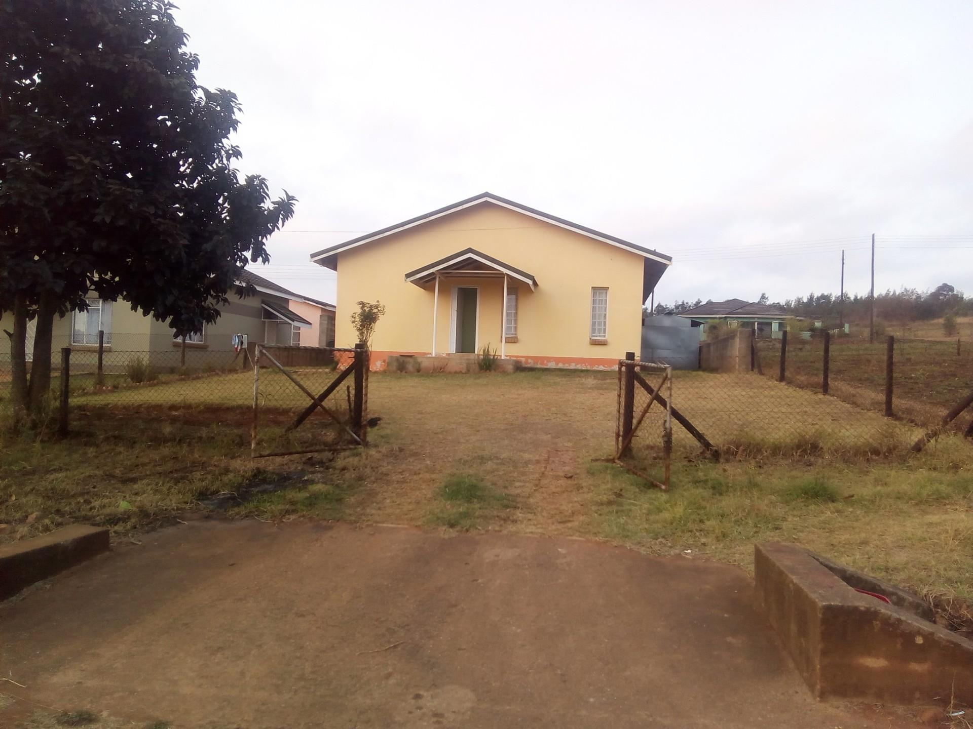 2 Bedroom House For Sale in Nhlangano