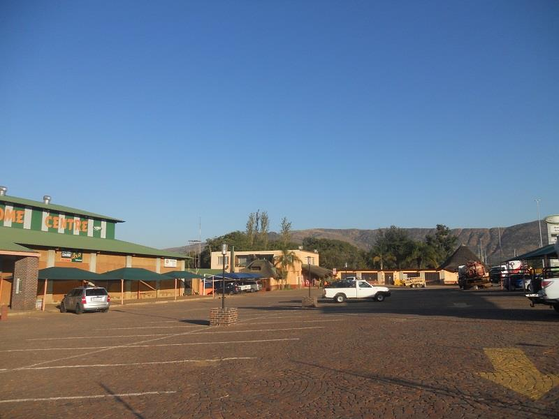 Commercial Property in Rustenburg Central To Rent