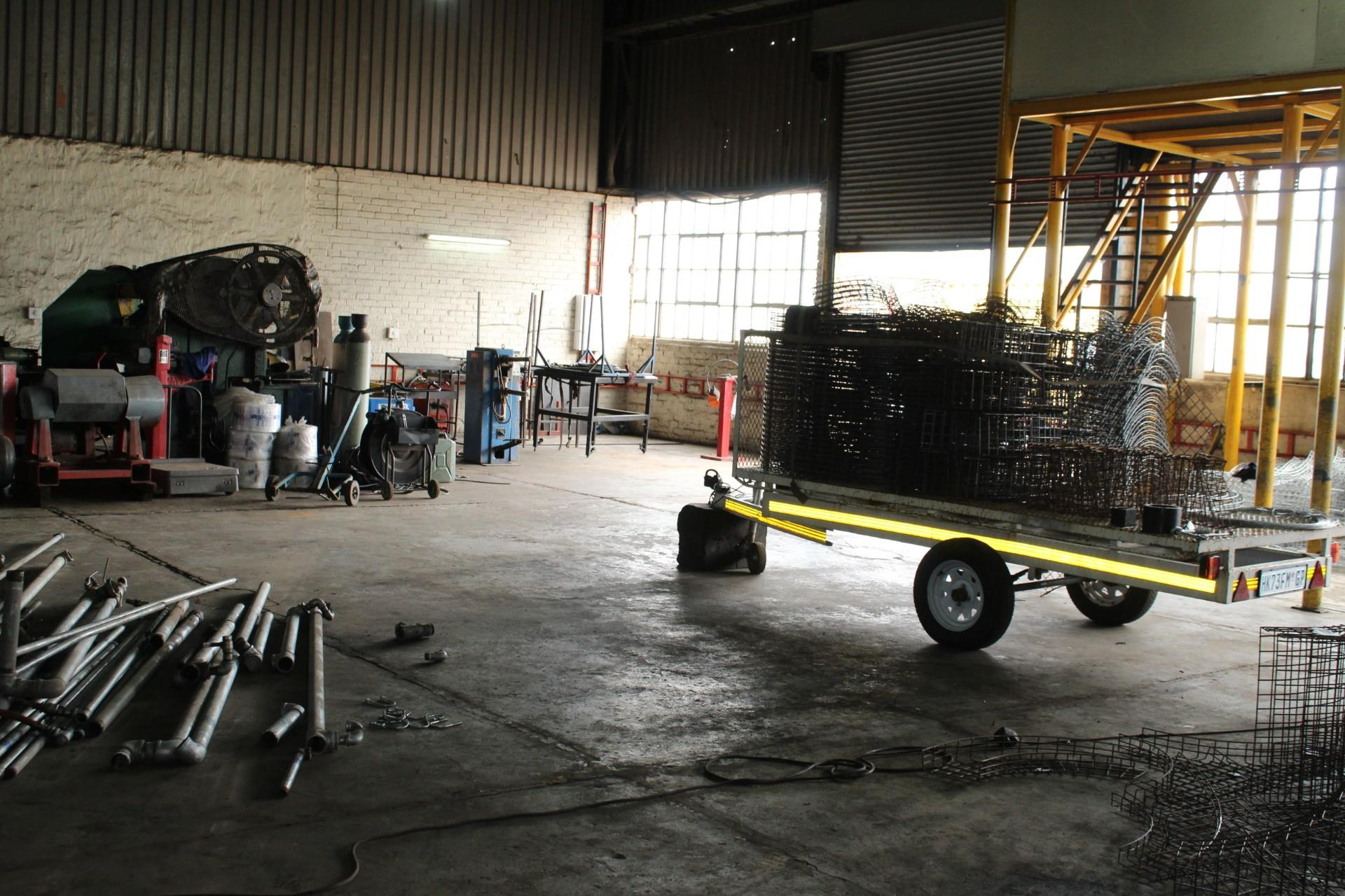 Industrial Property in Powerville For Sale