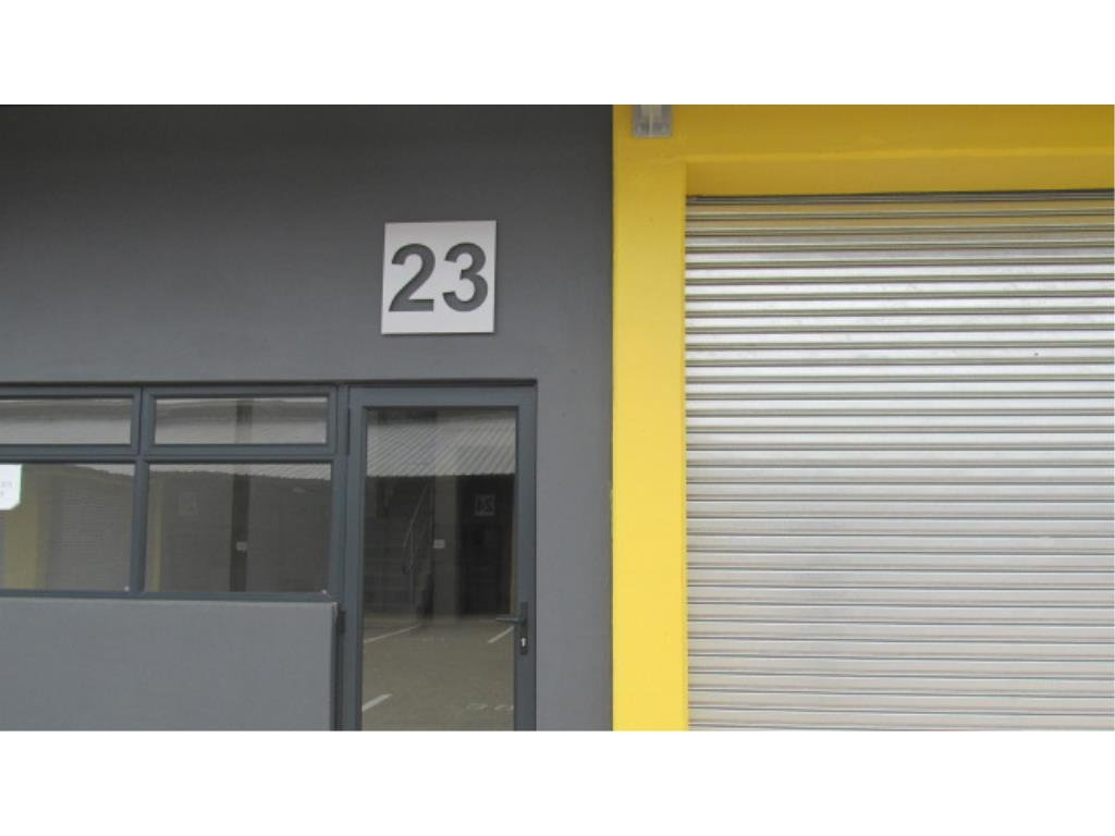 Factory To Let