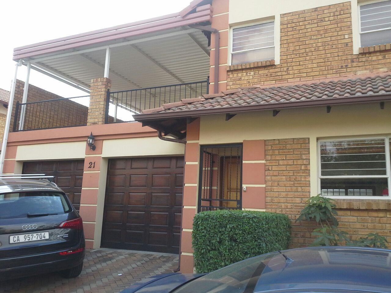 Edenvale, Edenvale Property  | Houses To Rent Edenvale, Edenvale, Cluster 3 bedrooms property to rent Price:, 17,00*
