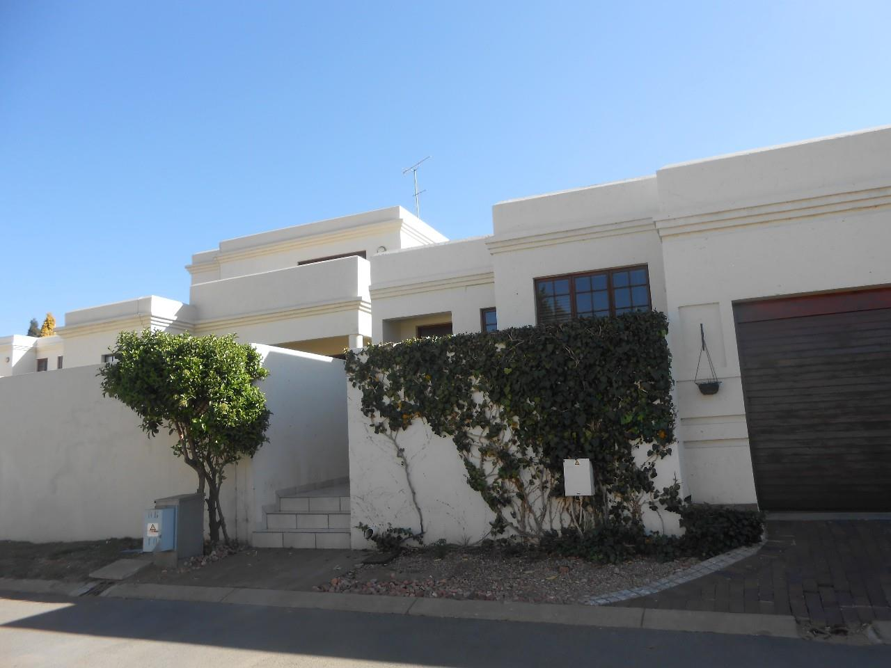 Sandton, Lonehill Property  | Houses To Rent Lonehill, Lonehill, Cluster 3 bedrooms property to rent Price:, 17,00*