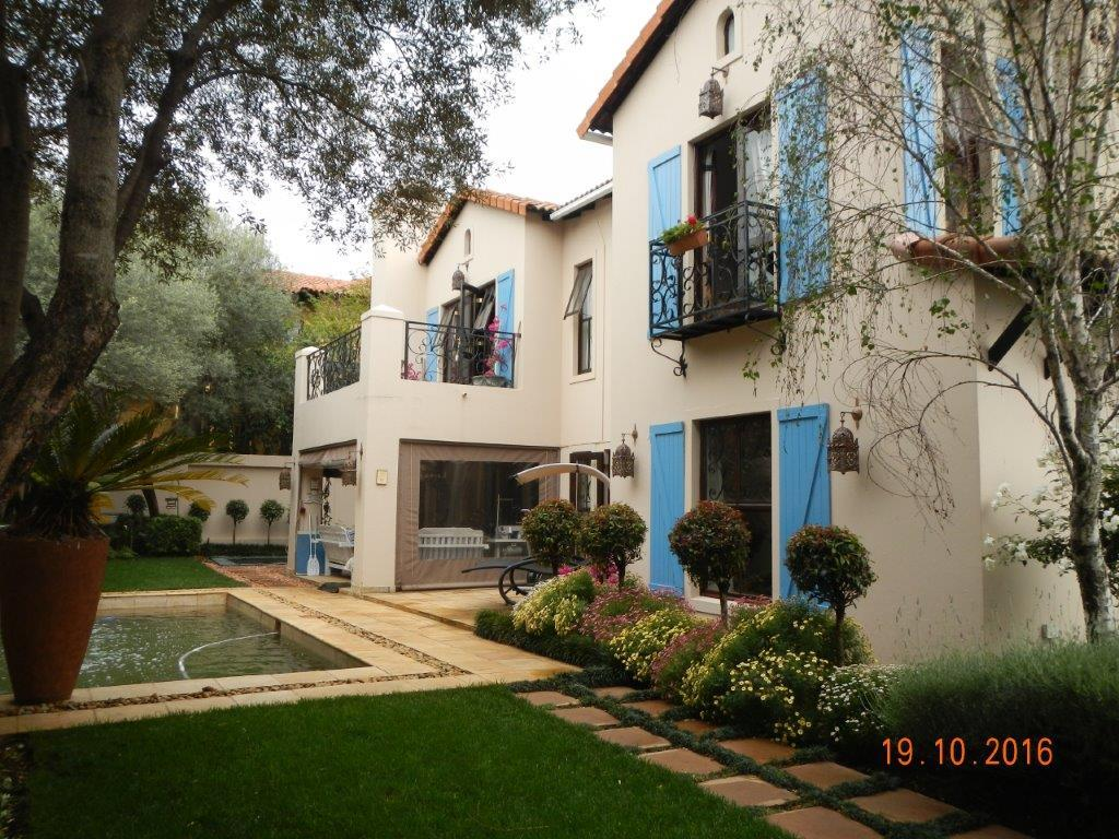 Dainfern, Dainfern Property    Houses For Sale Dainfern, Dainfern, Cluster 3 bedrooms property for sale Price:3,895,000