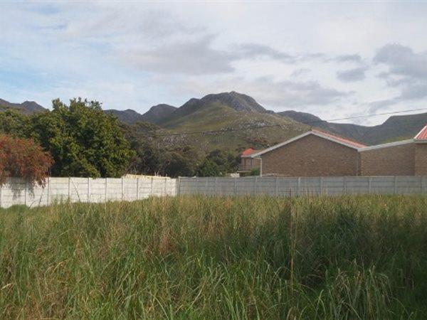 Heuningkloof, Vacant Land  property for sale Price:650,000