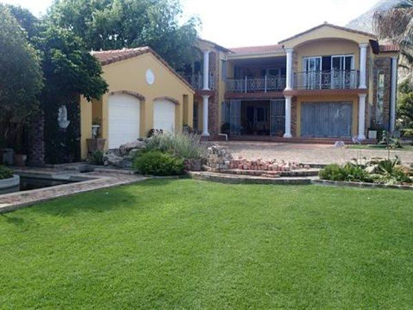 Kleinmond, Palmiet Property  | Houses For Sale Palmiet, Palmiet, House 5 bedrooms property for sale Price:3,830,000