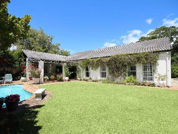 Cape Town, Constantia Upper Property  | Houses For Sale Constantia Upper, Constantia Upper, House 3 bedrooms property for sale Price:5,400,000