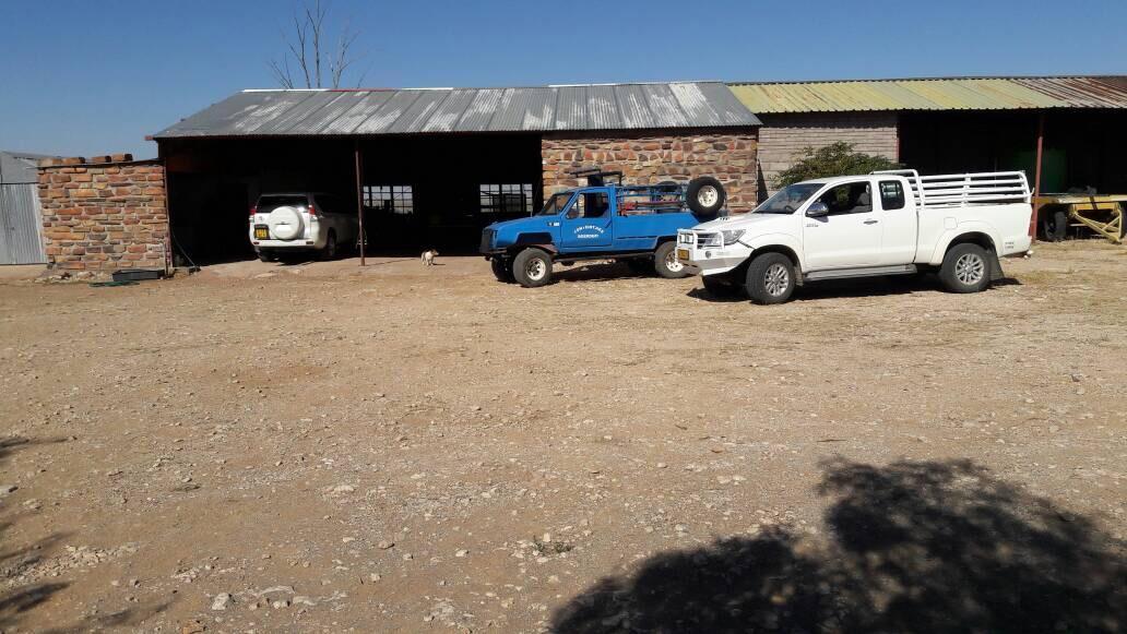 Agricultural Holding in Karasburg For Sale