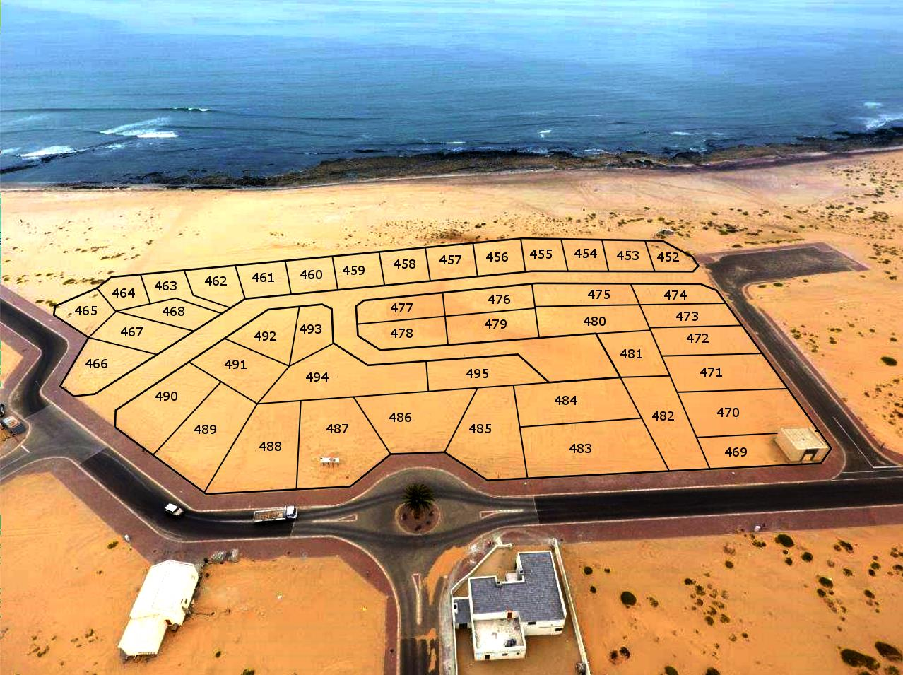 Vacant Land / Plot in Dolphin Beach For Sale