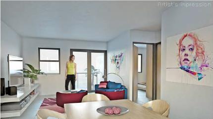 2 Bedroom Flat For Sale in Elisenheim