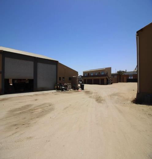 Vacant Land / Plot in Swakopmund Industrial For Sale