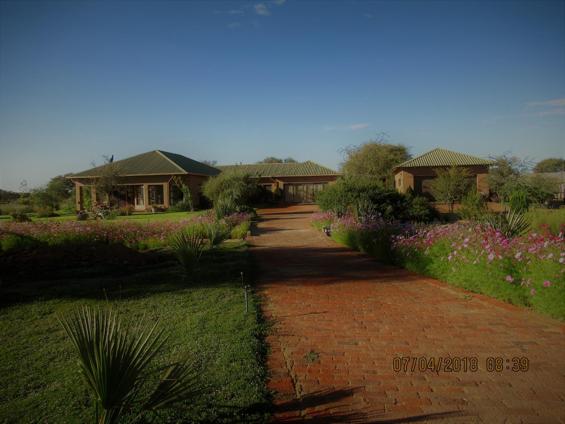 Wildlife Estate in Gochas For Sale