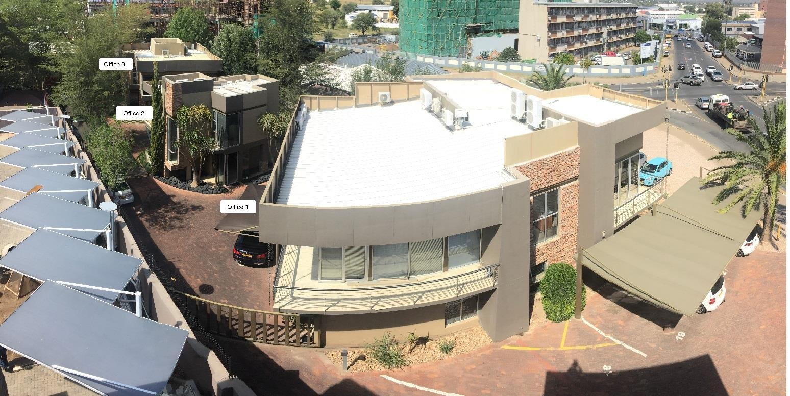 Office in Windhoek Central For Sale