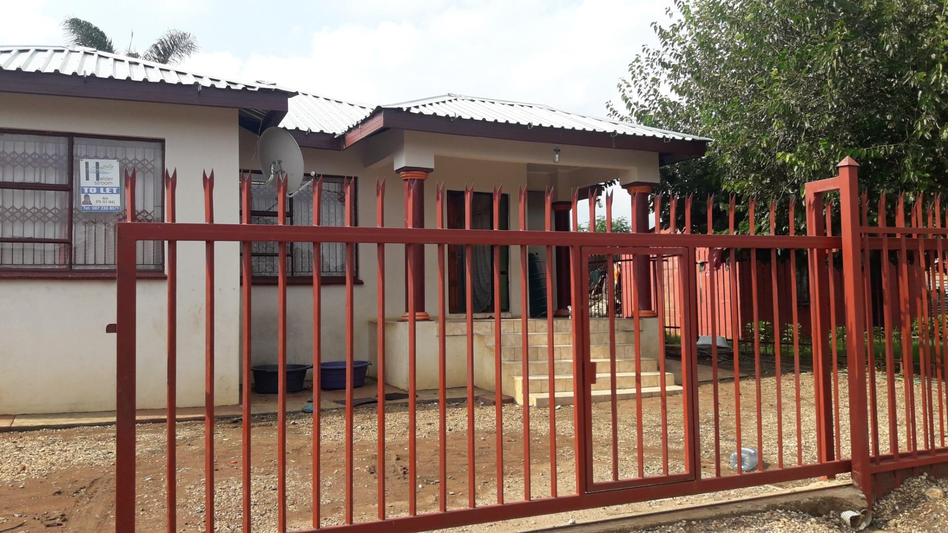 1 Bedroom Apartment / Flat To Rent in Tshikota