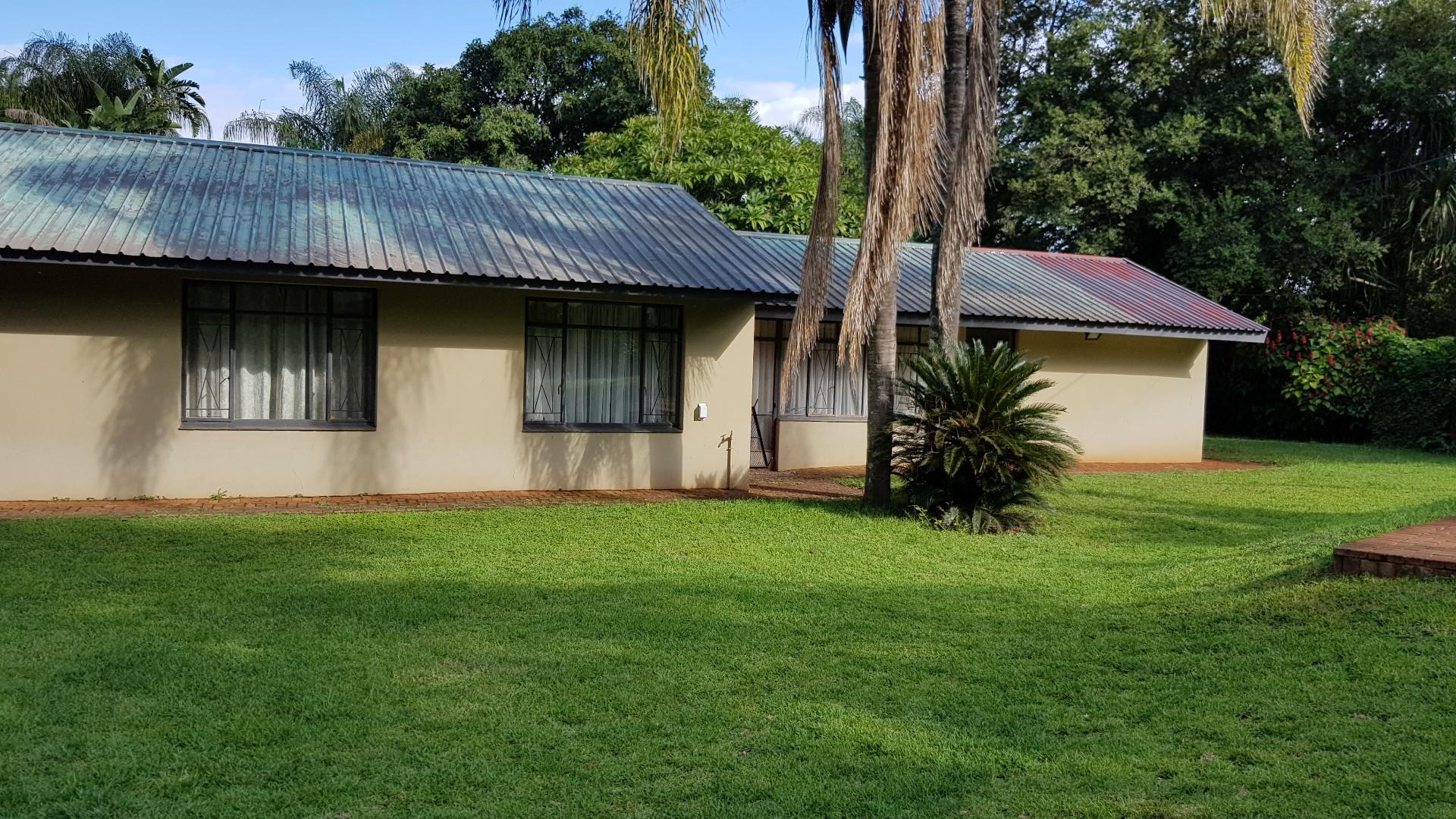 5 Bedroom House For Sale in Louis Trichardt