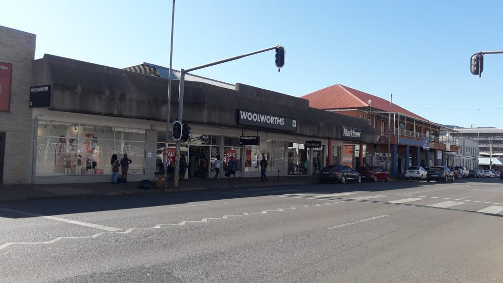 Commercial Property in Louis Trichardt To Rent
