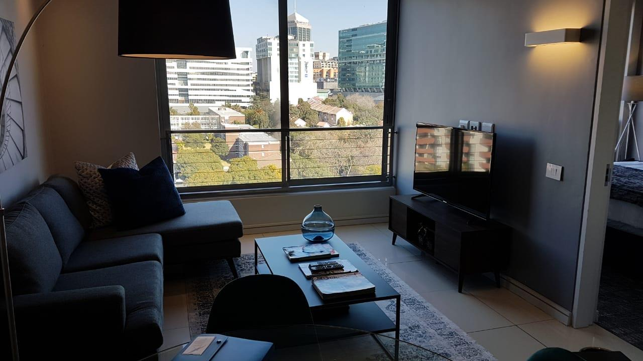 1 Bedroom Apartment To Rent in Sandton Central