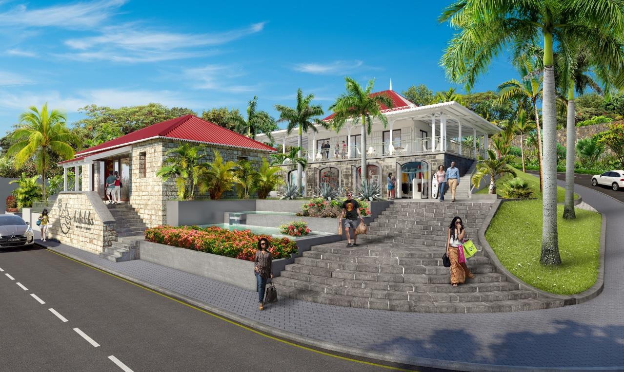 3 Bedroom Townhouse For Sale in Baie Du Cap