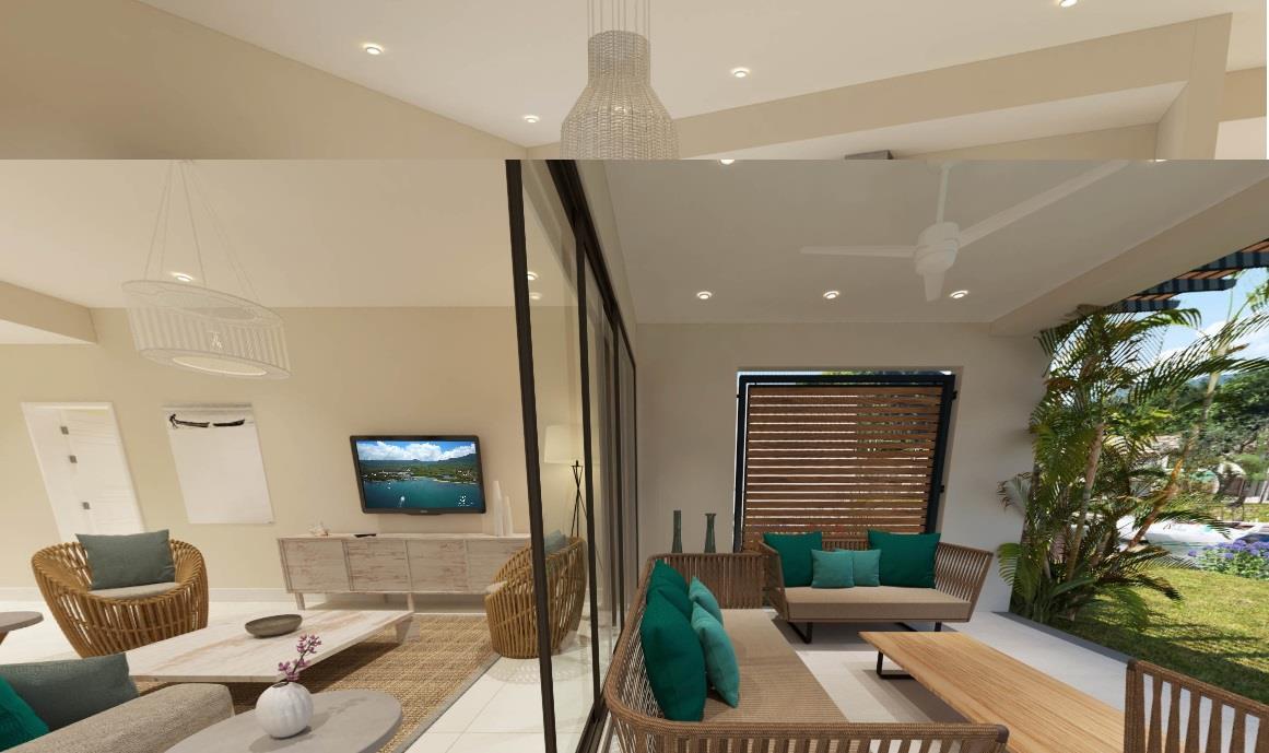 3 Bedroom Apartment For Sale in Grande Rivière Noire
