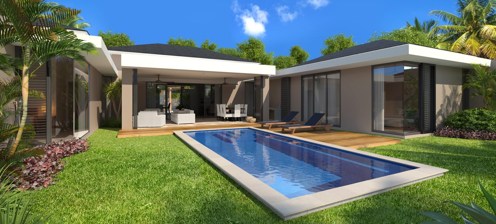 4 Bedroom House For Sale in Pereybere