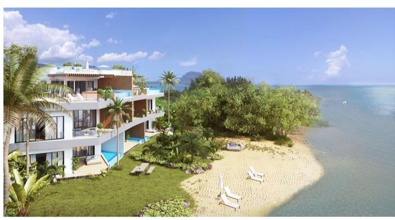 Penthouse in Tamarin For Sale